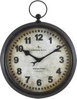Asstd National Brand FirsTime Metal Pocket Watch Wall Clock
