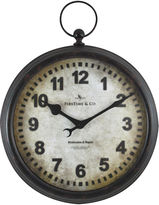 Asstd National Brand Metal Pocket Watch Wall Clock