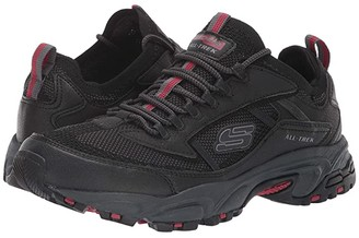 Skechers Stamina 2.0 Berendo (Black/Charcoal) Men's Shoes