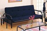Sitcom Furniture Coaster Home Furnishings Coaster Modern Futon Sofa/Couch Frame, Metal