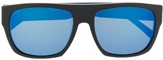L.G.R 0893 Square-Frame Sunglasses