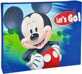 Idea Nuova Mickey Mouse Canvas Wall Art