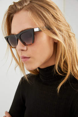 Urban Outfitters Amber Flat Top Sunglasses