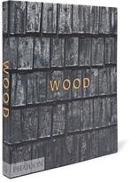 Phaidon Wood Hardcover Book - White
