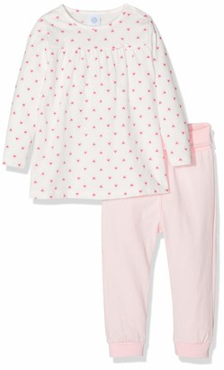 Sanetta Baby Girls' Pyjama Long Set