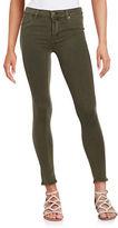 Hudson Jeans Nico Ankle Skinny Jeans-Ruby Rosebud
