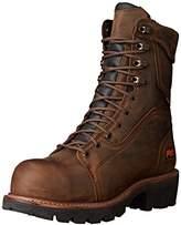 "Timberland Men's Rip Saw 9"" Waterproof IN Comp Toe BR Work Boot"