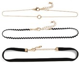 BP Women's 3-Pack Chokers