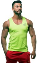Jed North Mens Bodybuilding Compression Tank Top Slim Fitted Workout Base Layer Shirt