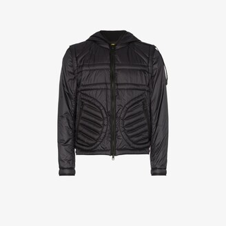 MONCLER GENIUS 5 moncler Craig Green apex quilted hooded jacket