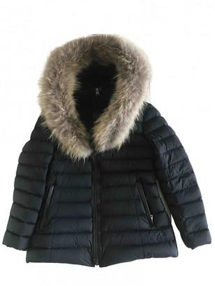 Mackage Black Coat for Women