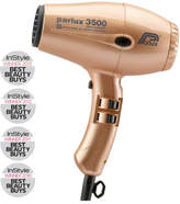 Parlux 3500 Supercompact Ionic And Ceramic Hair Dryer - Gold