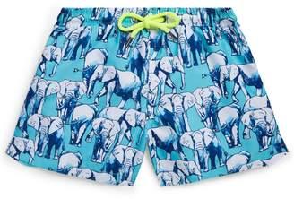 Sunuva Elephant Print Swim Shorts