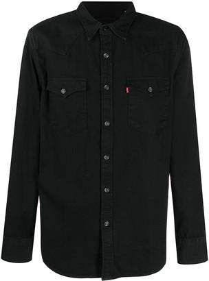 Levi's Flap Pocket Denim Shirt