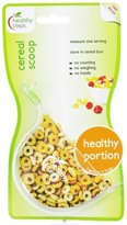 Jokari Healthy Steps Portion Control Weight Loss Cereal Measuring Scoop