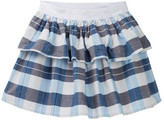 Joe Fresh Plaid Skirt (Toddler & Little Girls)