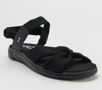 Ryka Adjustable Back-Strap Sport Sandals - Mallorie