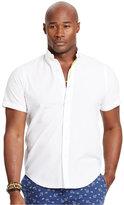 Polo Ralph Lauren Men's Big & Tall Check Seersucker Shirt