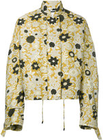 Christian Wijnants floral print jacket - women - Polyester - 36