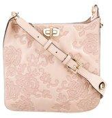 MICHAEL Michael Kors Floral Embroidered Shoulder Bag