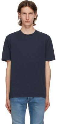 Maison Margiela Navy Jersey T-Shirt