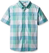 Columbia Men's Plus Size Big Thompson Hill Ii Yarn Dye Shirt