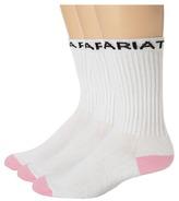 Ariat Crew Sport Sock 3-Pack