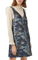 Topshop Women's Layered Dress