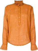 Etoile Isabel Marant Louna blouse - women - Cotton - 36