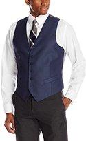 Perry Ellis Men's 5 Button Suit Separate Vest