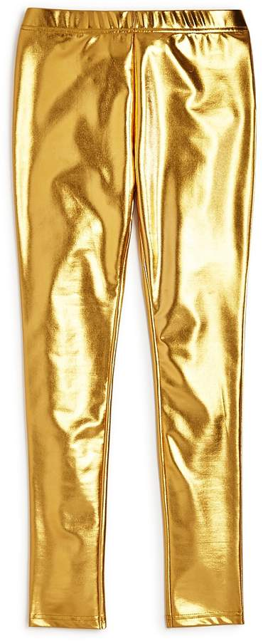 Bardot Junior Girls' Metallic Leggings