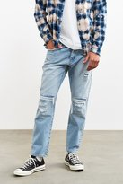 Neuw Eastern Block Destructed Boss Cropped Jean