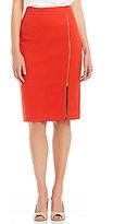 Antonio Melani Jessa Twill Pencil Skirt