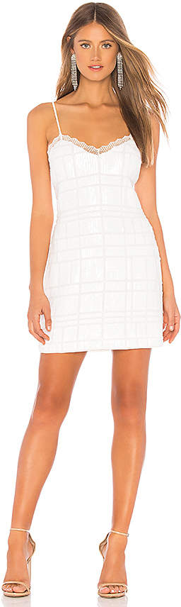 NBD X by Too Icy 4 U Mini Dress