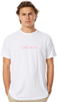 Barney Cools Leisure Mens Tee White