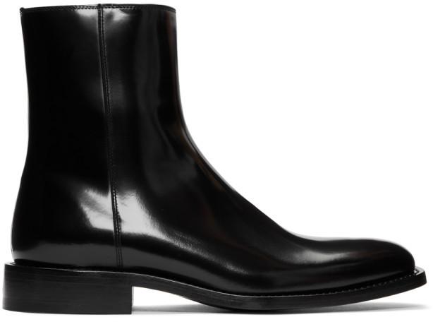 4b077b4f088 Black Rim Boots