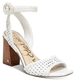 Sam Edelman Women's Danee Strappy High-Heel Sandals