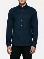 Calvin Klein Platinum Melange Shirt