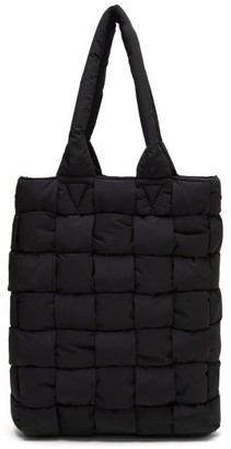 Bottega Veneta The Padded Tote Bag - Black