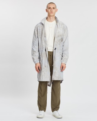 Band Of Outsiders Hooded Packable Parka