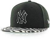 New Era New York Yankees Animal Visor Strapback Cap Kappe Basecap