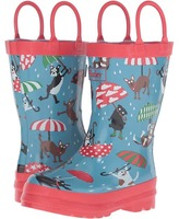 Hatley Raining Dogs Rain Boots (Toddler/Little Kid)