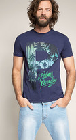 Esprit OUTLET palm tree print t-shirt
