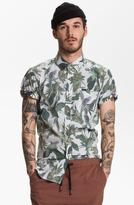 RVCA 'Squawker' Print Woven Shirt