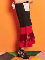 Blank Emma Long Skirt Rd