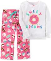 Carter's 2-Pc. Sweet Dreams Pajama Set, Little Girls (4-6X) and Big Girls (7-16)