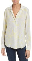 Equipment Women's Adalyn Print Silk Shirt