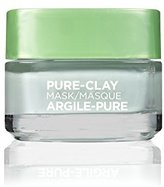 L'Oreal Skin Care Pure Clay Mask Purify and Mattify, 1.7 Ounce