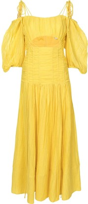 Rachel Gilbert Sorrell maxi dress
