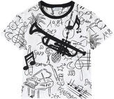 Dolce & Gabbana Mini Me graphic T-shirt - Jazz